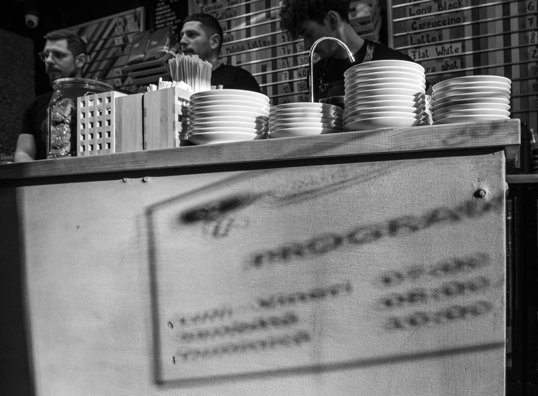 Camera cu Cafea (fotoreportaj)