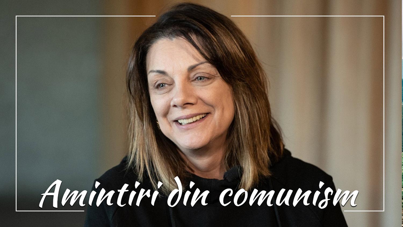 Carmen Tănase, amintiri din comunism, de la Suceava