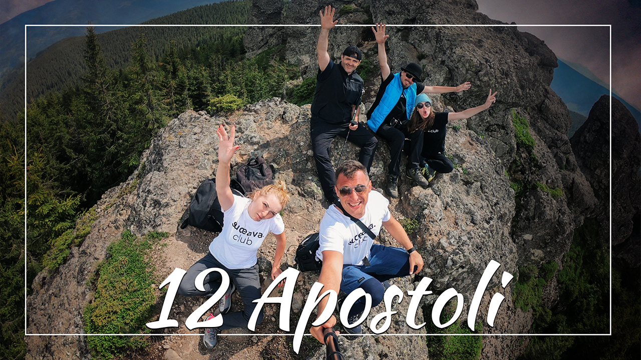 Cum a fost pe traseul spre 12 Apostoli (Munții Călimani)
