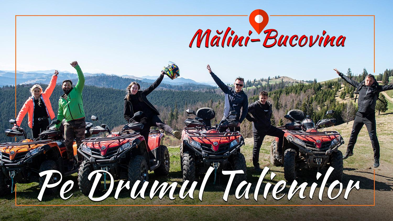 ATV-uri, Adrenalină, Zacuscă Și Coaste De Porc Caramelizate (Mălini - Bucovina)