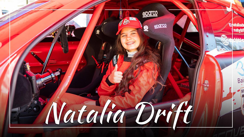 Conduce de la 9 ani și e Campioană la Drift